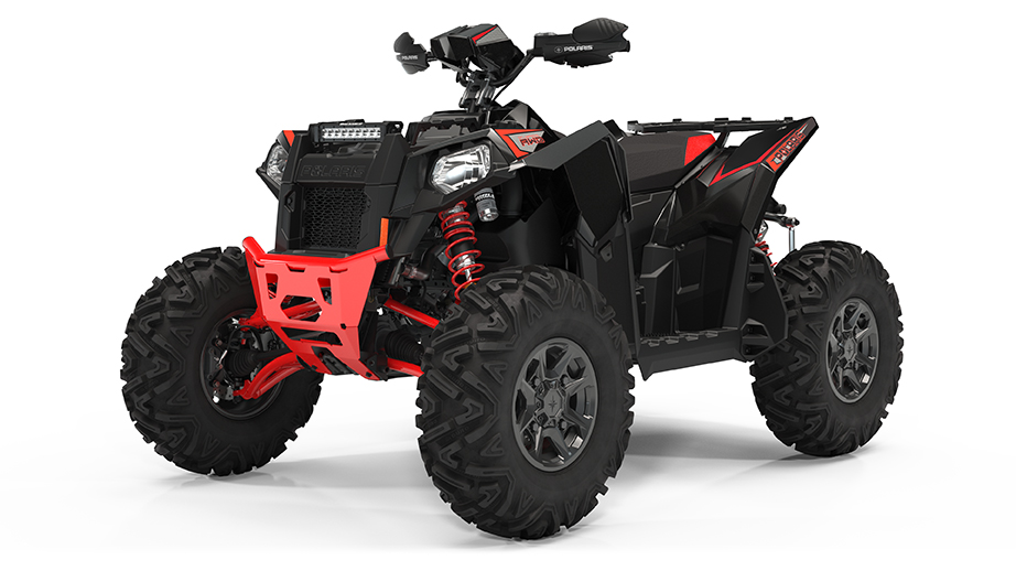 2020 Polaris Scrambler XP 1000 S - Black Pearl