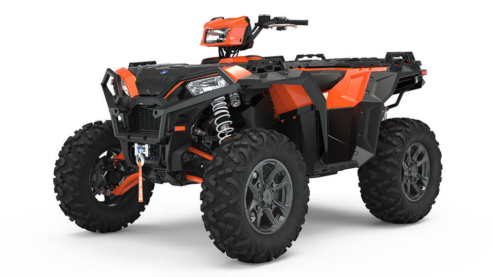 2020 Polaris Sportsman XP 1000 S - Orange burst
