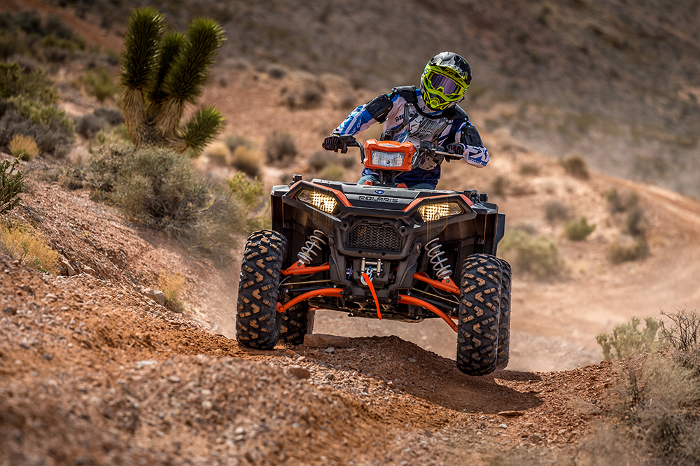 2020 Polaris Sportsman XP 1000 S - Trail Package