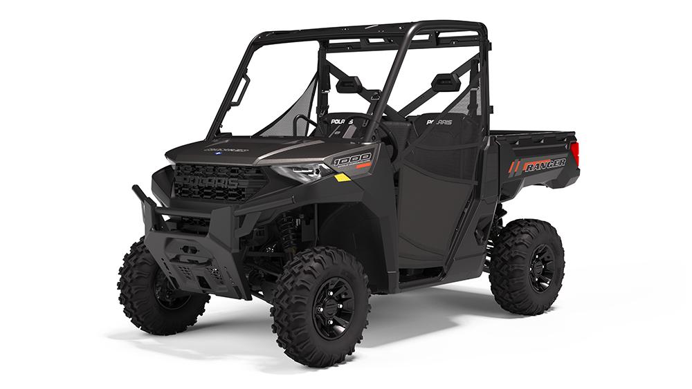 2020 Polaris Ranger 1000 EPS Premium -Matte Titanium