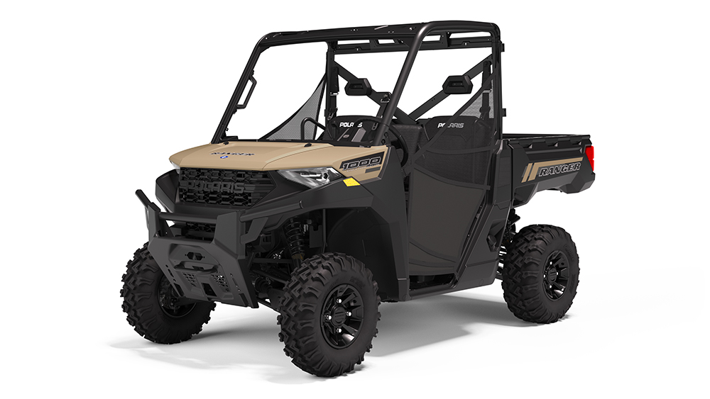 2020 Polaris Ranger 1000 EPS Premium -Military Tan