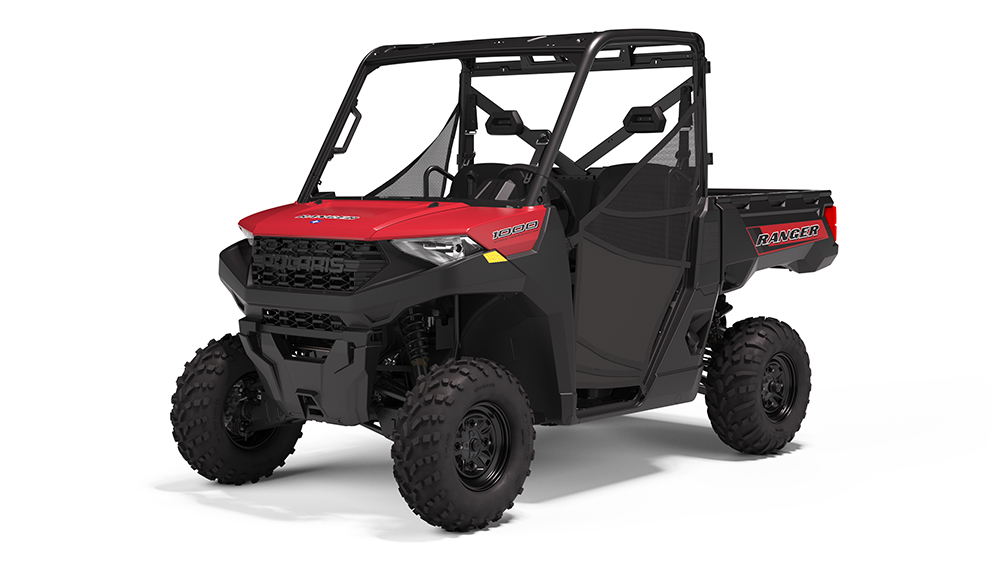 2020 Polaris Ranger 1000 -Solar Red