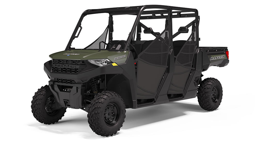 2020 Polaris Ranger Crew 1000 EPS - Sage Green
