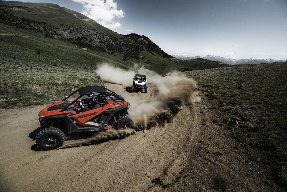Polaris unleashed the 2020 Pro XP Class of High Performance UTVs.