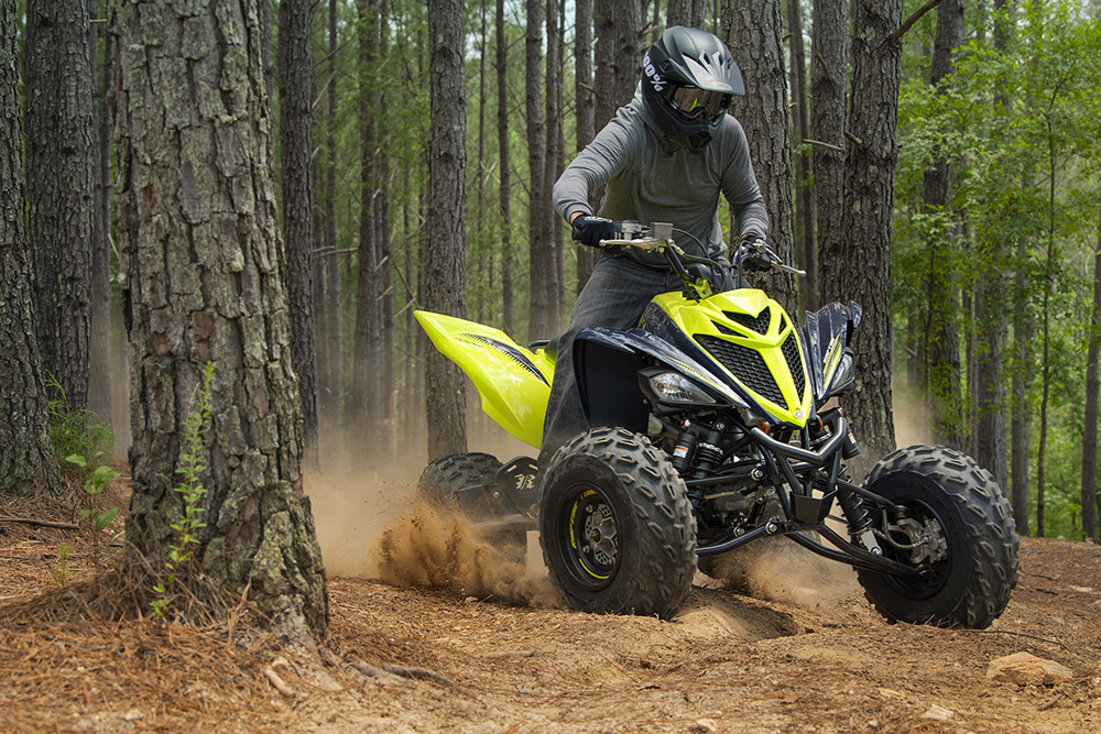 2020 Yamaha Raptor 700R SE ATV model