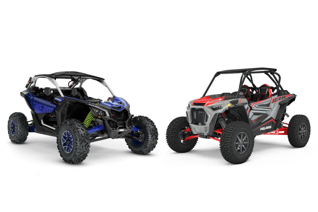"72"" UTV Comparison - 2020 Polaris Rzr XP Turbo S vs 2020 Can Am Maverick X3 X rs Turbo RR"
